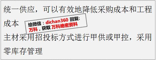 干货!中海•万科•绿城•龙湖四大房企成本管理模式大PK_40