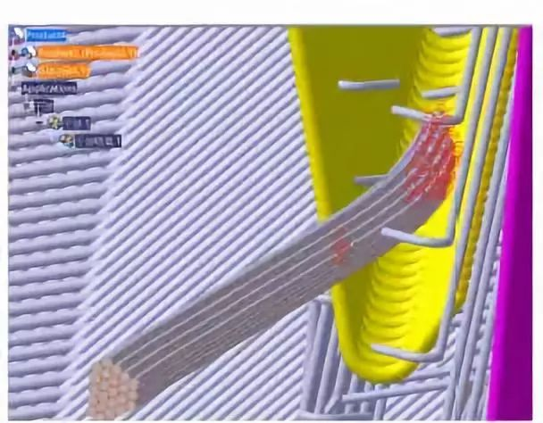 BIM在40m简支梁桥研制中的作用_5
