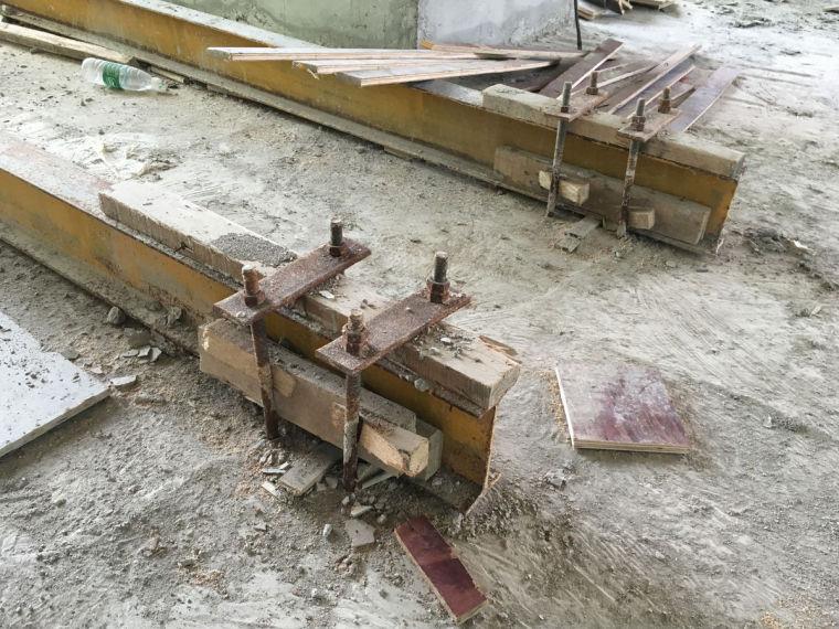 悬挑式脚手架规范培训