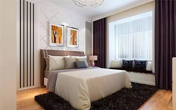 怎么装修?卧室装修、装饰五大法则!