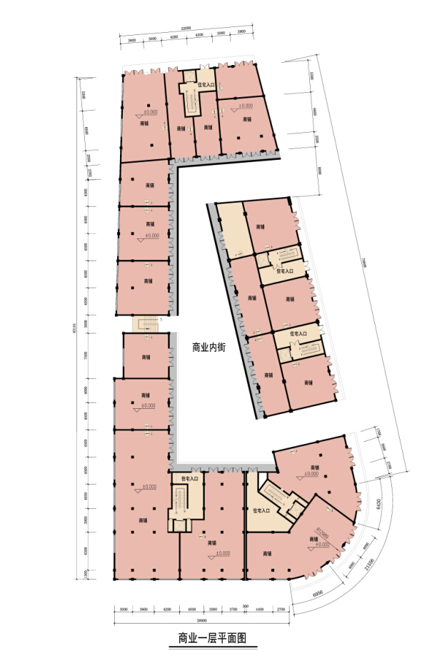 [湖南]高层现代风格常规项人民医院建筑设计方案文本(CAD+文本)_9