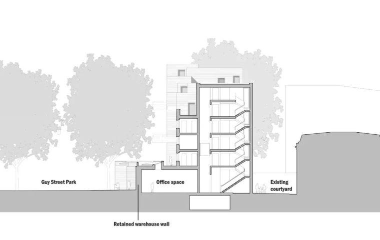 建筑师独立开发的公寓楼,真是好房子!_45