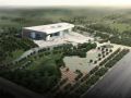 山东博物馆新馆建筑方案设计