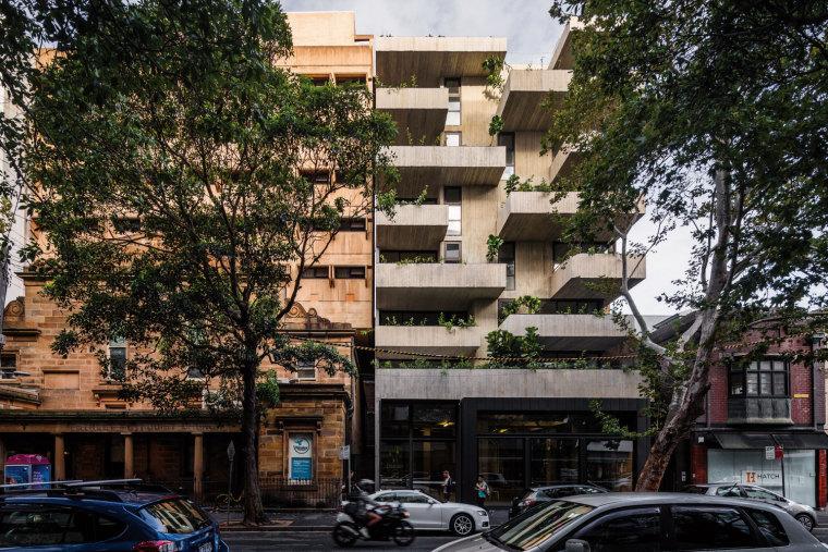 澳大利亚22套独特混合公寓