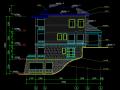 小别墅全套建筑施工图