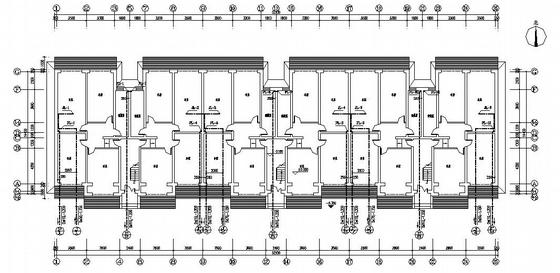 某5层住宅水暖图纸(首层为车库)