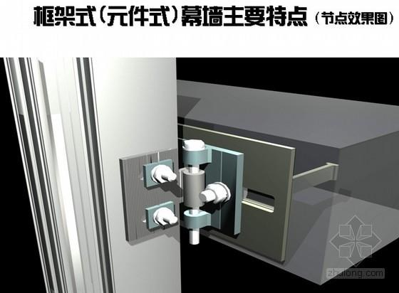建筑工程玻璃幕墙施工技术介绍PPT
