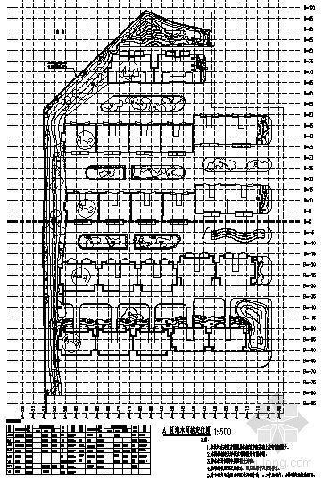 武汉居住小区景观工程全套施工图-2