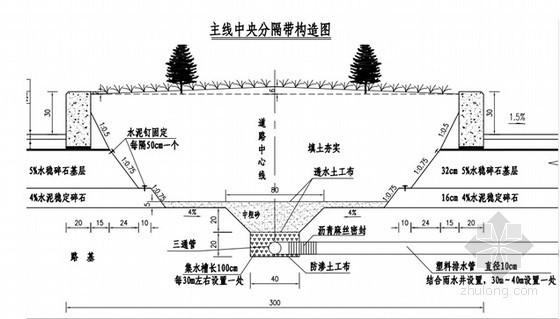 [山东]城市道路及城市次干道路面工程施工方案44页