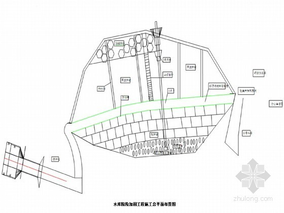 [河南]水库除险加固工程施工组织设计(大坝 溢洪道 输水洞)