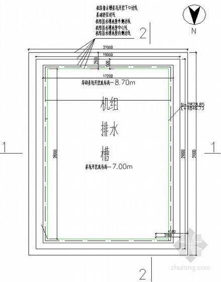 [广西]机组排水槽土方工程安全专项施工方案