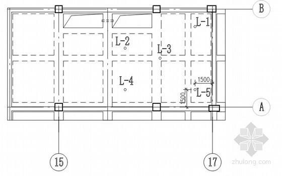 [河南]图书馆工程大体积混凝土施工方案(斜面分层浇筑)