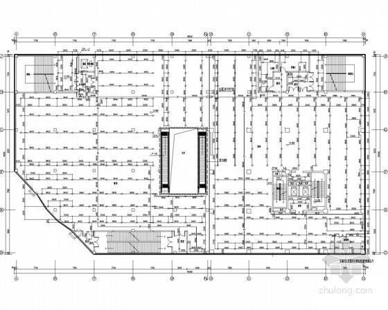 [河北]一类高层商用建筑给排水消防施工图