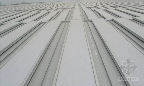 [四川]大面积组合节能防水屋面系统施工工法(附图丰富)