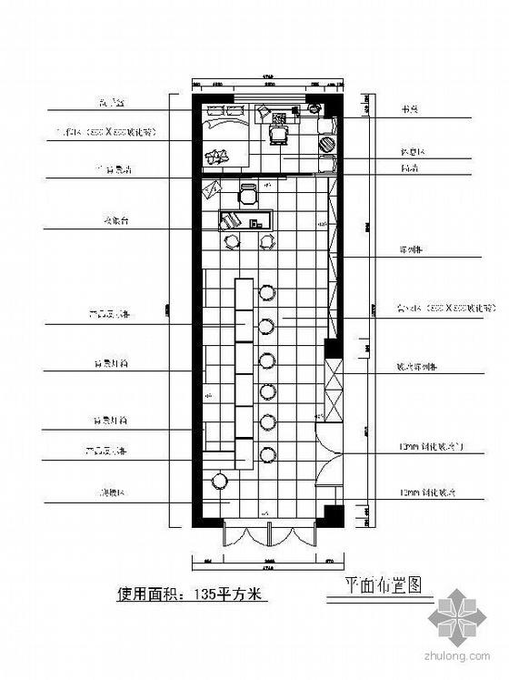 珍珠专卖店设计(含效果图)