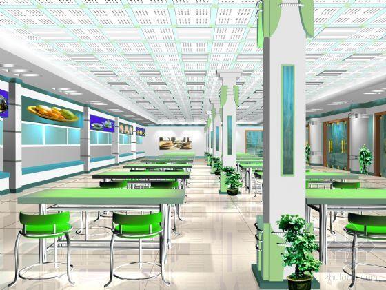 广西大学梧州食堂装修工程