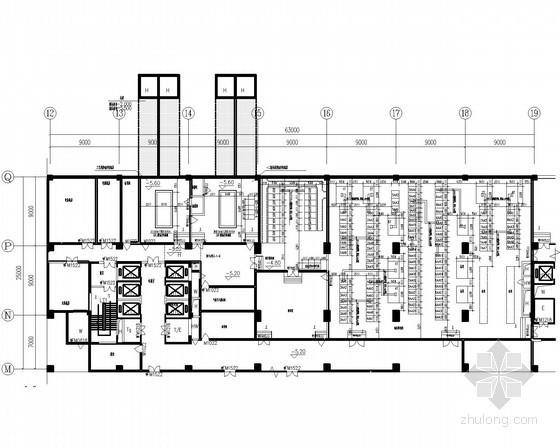[湖南]传媒大楼10/0.4kV高压配电系统图42张