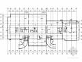 剪力墙结构酒店结构平面图