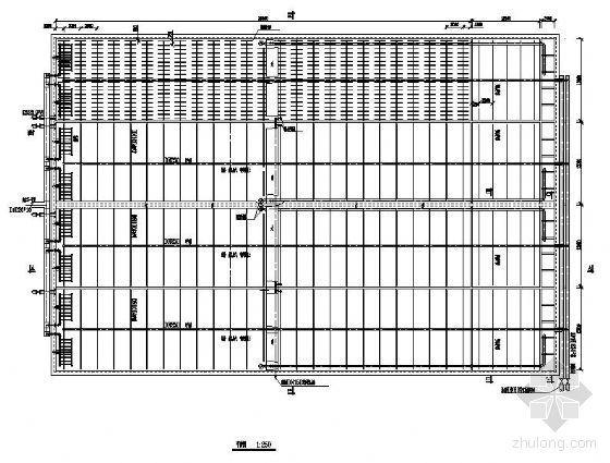 uasb工艺图纸资料下载-UASB工艺图