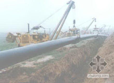 某天然气管网线路及场站施工组织设计(图文并茂)