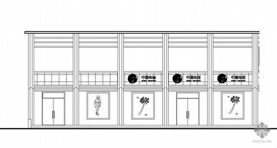 [滦县]某普通住宅自建房建筑设计方案及施工图(含效果图)
