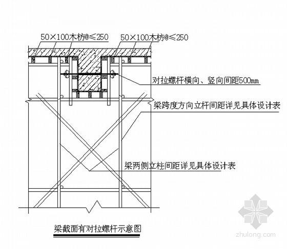 [安徽]广播电视中心高大模板施工方案(层高18.5m、中建)