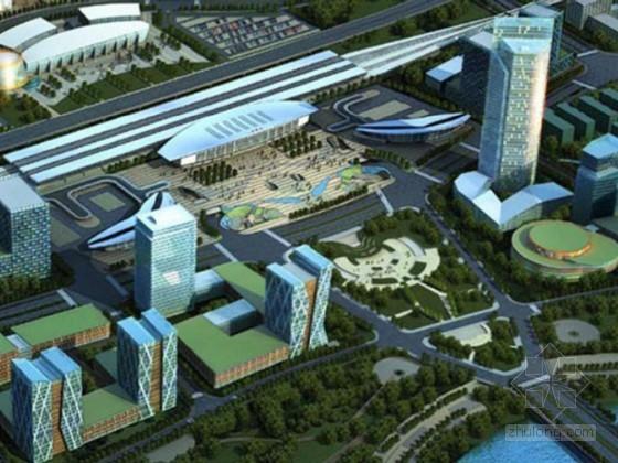 [广西]2014市政道路工程施工组织设计195页(含排水、桥梁、综合管廊)