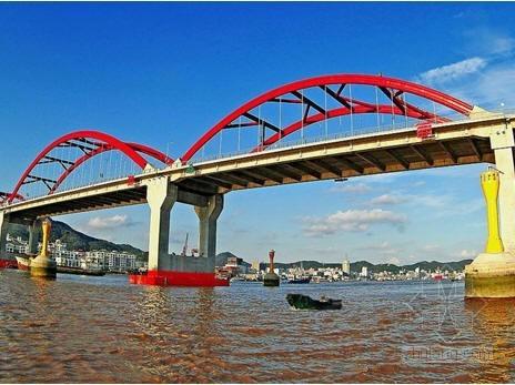 下承式钢管混凝土系杆拱桥结构计算书