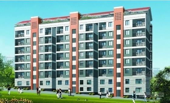11层框架结构住宅楼建筑安装工程造价指标分析