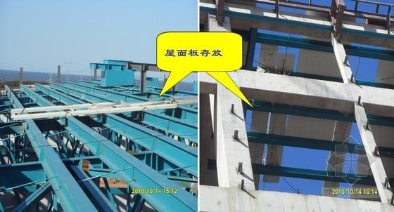建筑工程钢结构施工安全交流会(PPT,51页)