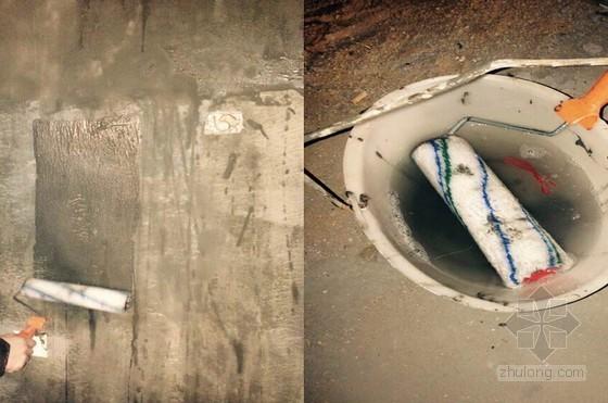 建筑工程内墙粉刷面层细拉毛施工工艺