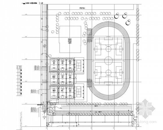 [广东]大型钢铁厂配套单身宿舍楼电气施工图纸(多栋)