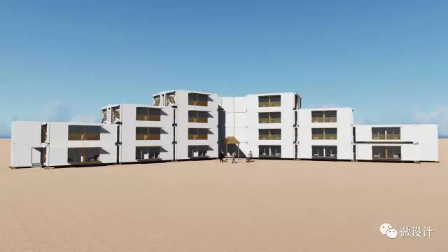 玩集装箱的最高境界 · 秒变豪宅