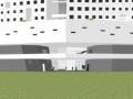 深圳大学设计教学楼异形体结构设计