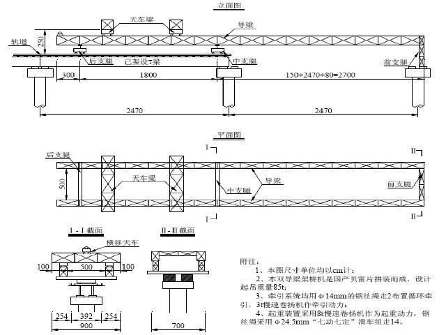 施工现场常用临时结构设施计算手册150页(模板脚手架支架,支护围堰贝雷桁架,爆破)