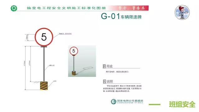 【多图预警】安全文明施工标准化图册|PPT_62