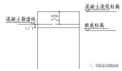 施工缝留置位置要求