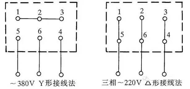 12种常用的电气设备接线图_3