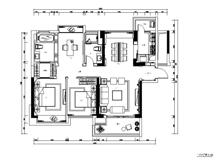 新作!现代板房CAD施工图(含效果图、实景图、3D模型)