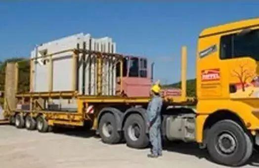 预制混凝土构件存储和运输要点