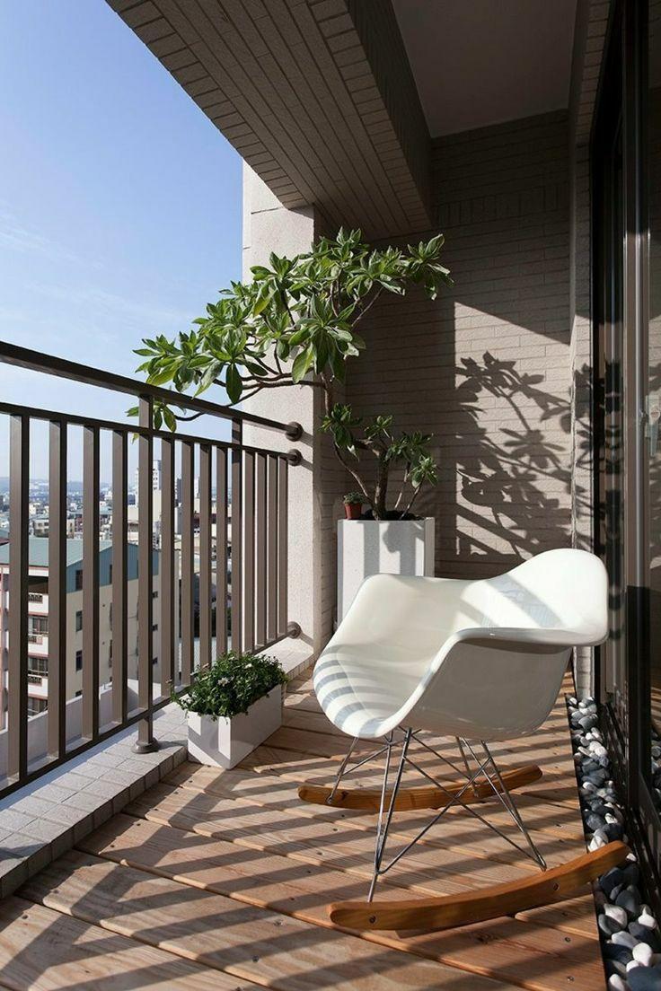 30个开放式阳台花园设计方案_5