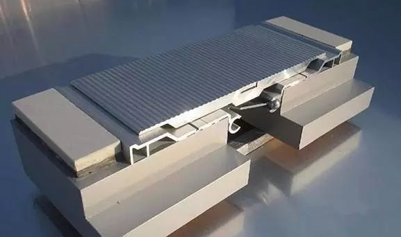 屋面变形缝种类及防水做法