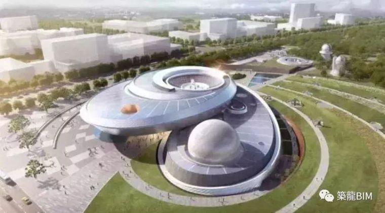 世界最大天文馆之一——上海天文馆主体钢结构工程收尾_2