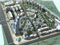 [上海]国际钢铁总部基地概念规划设计方案文本