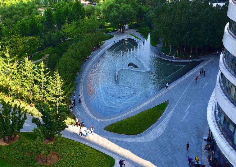 北京望京SOHO景观-10