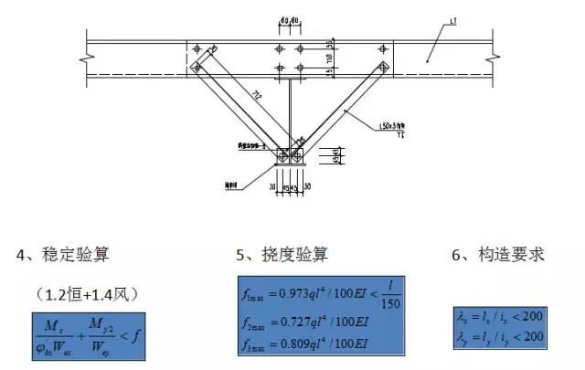 门式刚架轻型钢结构厂房设计_7