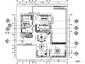 江山如画 创域-万科五龙山底跃样板间设计施工图(附效果图)