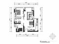 [重庆]57平米经典一居室小户型装修施工图