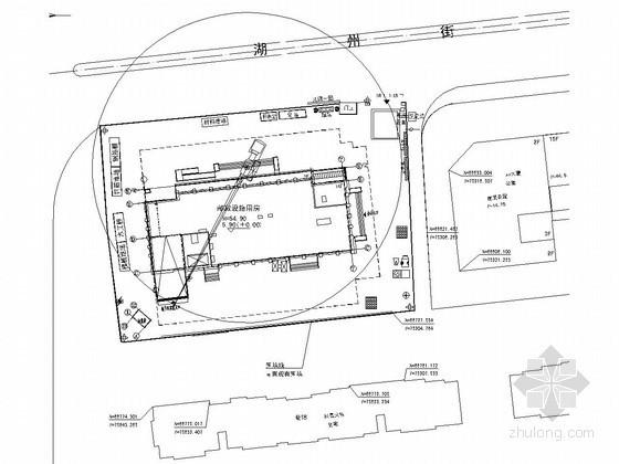 [浙江]灌注桩排桩加二道混凝土内支撑基坑开挖支护施工方案
