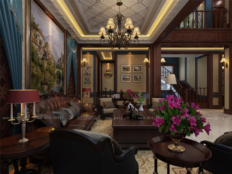 内蒙古750平米欧式独栋别墅设计原来可以这么美!